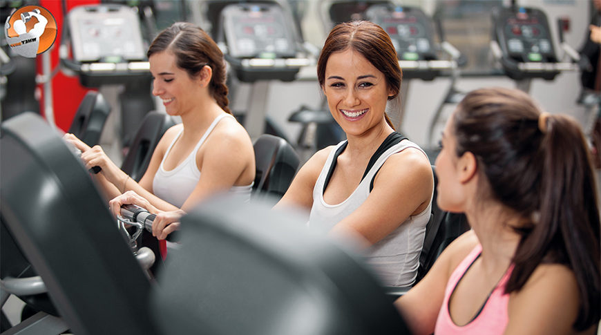 Pictures Running gym exercise Fitness Girls at shark nutrition