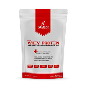 raw whey proten 1kg