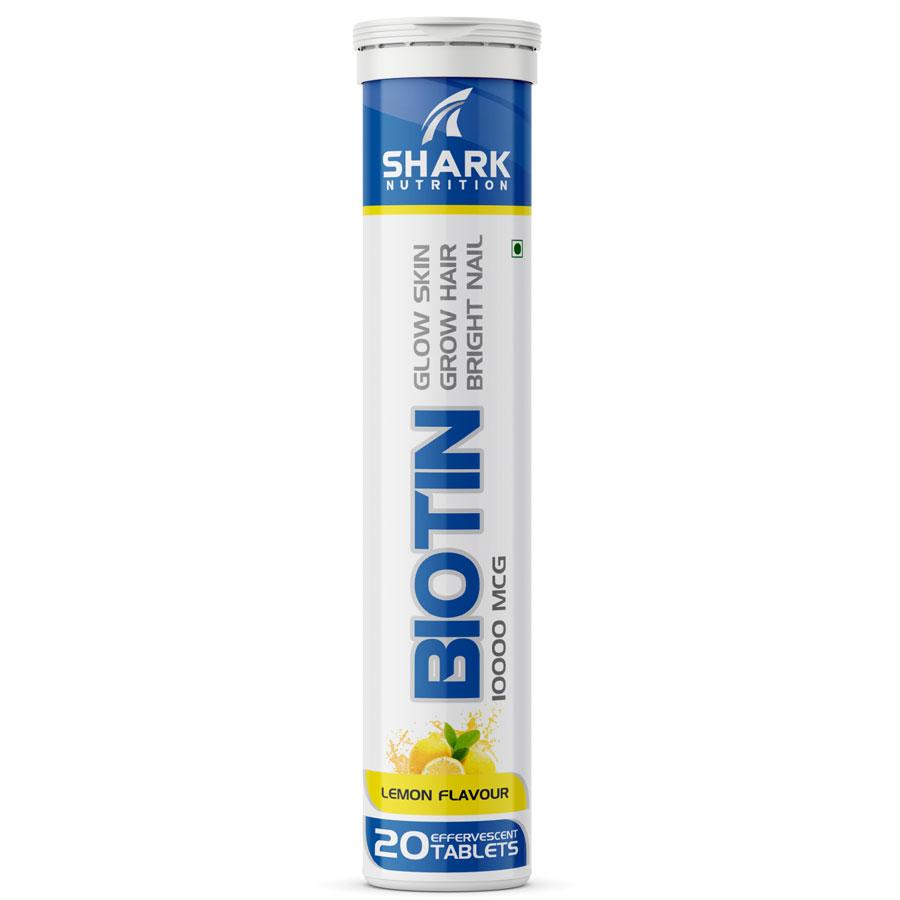 Biotin 20 Tablets